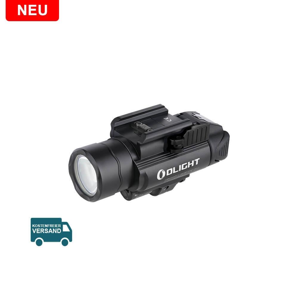 Olight BALDR IR Waffenlicht Schwarz Mit Grüner Laser