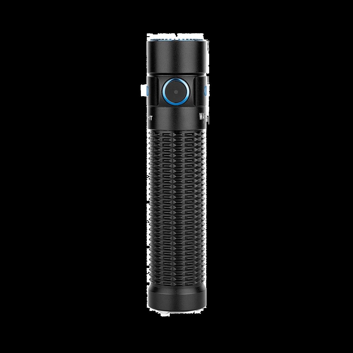 Olight Warrior Mini LED Wiederaufladbare Taschenlampe Schwarz