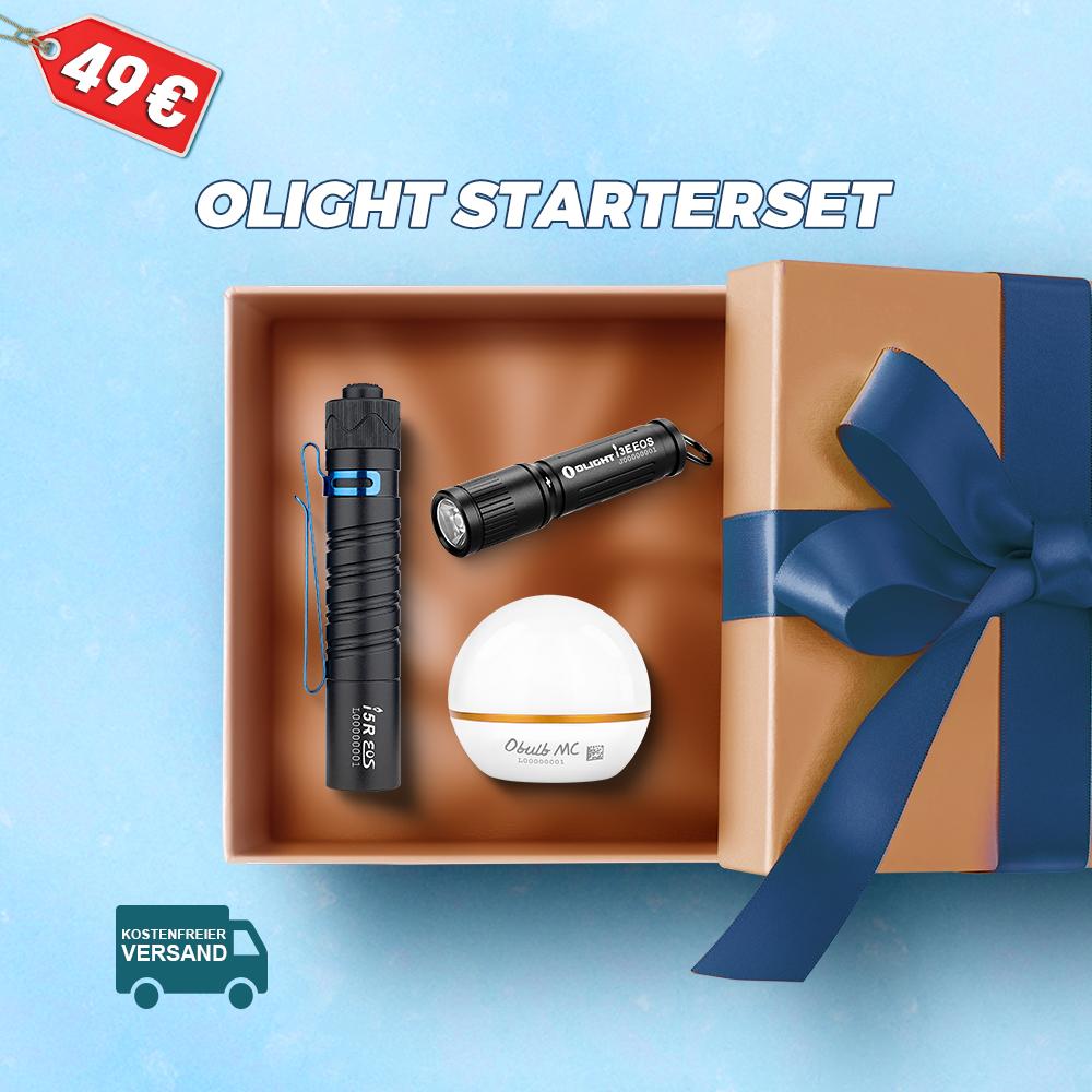 Olight Starterset-O FAN DAY