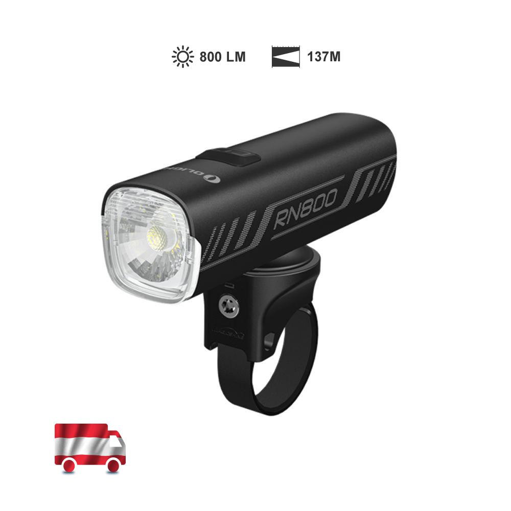 Olight RN 800 Multifunktionale Fahrradlampe