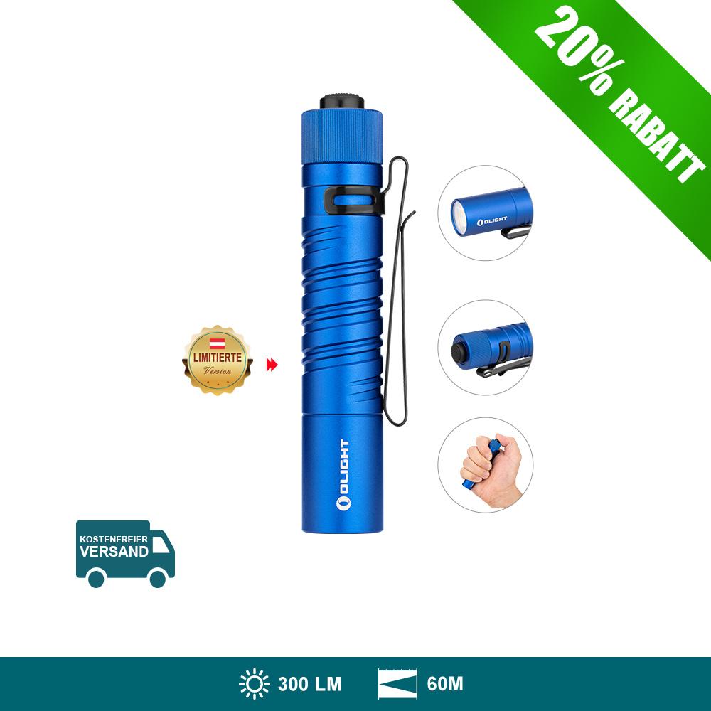 Olight I5T EOS Taschenlampe-Blau