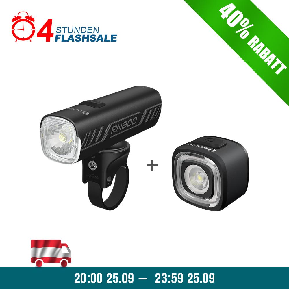 RN 800 Fahrradlampe+ RN 120 Bundle