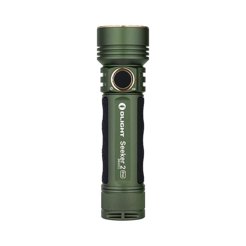 Olight Seeker 2 Pro OD Green Wiederaufladbare Taschenlampe