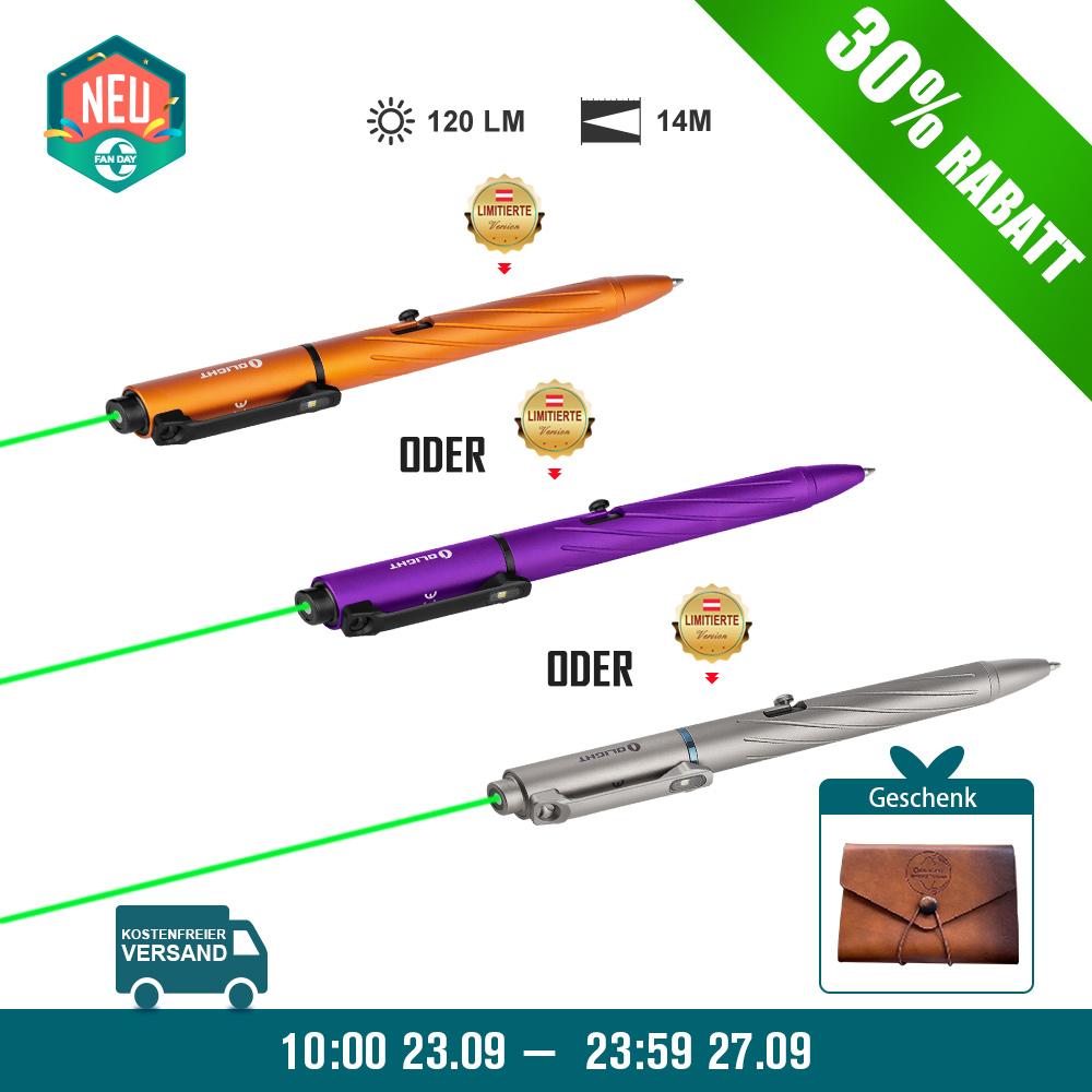 Olight OPen Pro EDC Stiftlicht-drei Farben