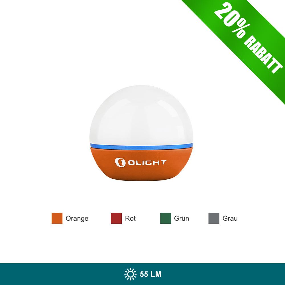 Olight Obulb Sphärische LED Lampe Single