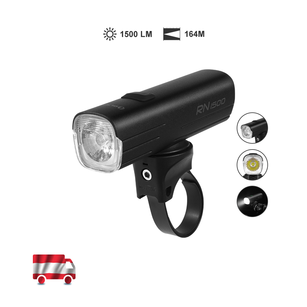 Olight RN 1500 Multifunktionale Fahrradlampe