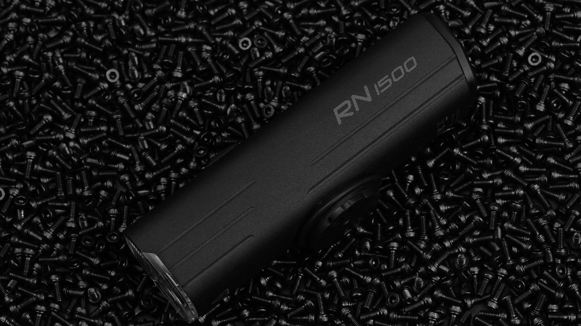 Das Gehäuse der RN 1500 besteht aus widerstandsfähigem Aluminium